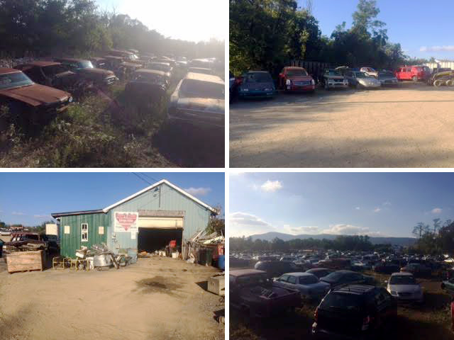 Carlisle Auto Salvage >> Auto Salvage In Franklin County Pa Cash For Cars Junkyard